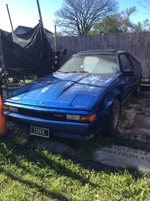 Toyota Supra 86 for Sale in Dallas, TX