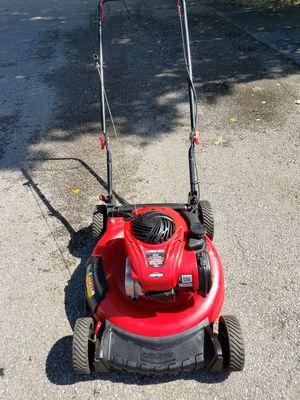 Troy-Bilt lawn mower for Sale in Johnston, RI