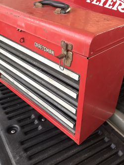 Craftsman Tool Box for Sale in Moreno Valley,  CA