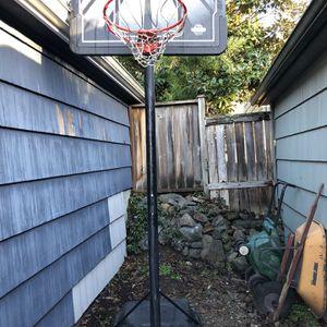 Basketball Hoop- Adjustable Height for Sale in Seattle, WA