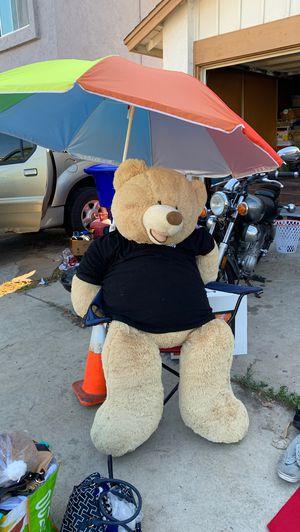 Big teddy bear for Sale in Chula Vista, CA