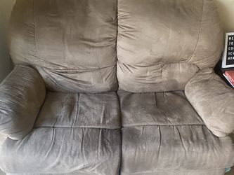 Used Reclining Chair and Sofa Combo for Sale in Los Angeles,  CA