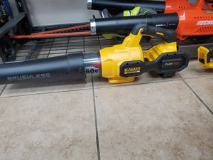 Dewalt 60v blower like new only 100$!! Tool only for Sale in Fort Worth, TX