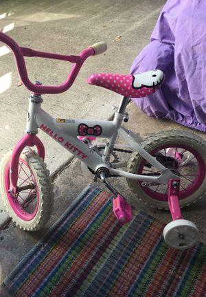 Hello kitty kids bike for Sale in Plano, TX