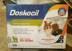 Unopened dog cage for Sale in Philadelphia, PA
