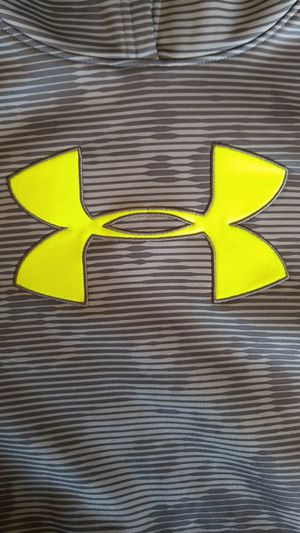 Grey/Neon Yellow Youth Hoodie for Sale in Malden, MA