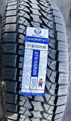 BRAND NEW SET OF TIRES 275 55 20 for Sale in Phoenix, AZ
