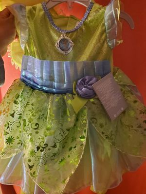 Brand new Disney store Tinkerbell costume for Sale in Orange, CA
