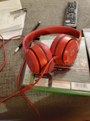 Beats studio red for Sale in Downey, CA