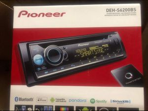 NEW PIONEER DEHS600BS CD RECEIVER W/ ENHANCED AUDIO FUNCTIONS for Sale in Hawthorne, CA