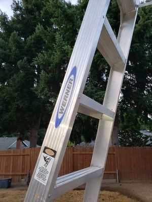 10 ft. Werner Ladder for Sale in Tualatin, OR