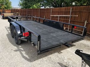 Utility 16'x6' Pipe Trailer 2020 Year for Sale in Dallas, TX