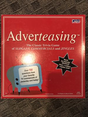 Adverteasing Game for Sale in Annandale, VA