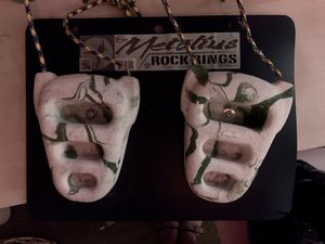 Metolius Rock Rings for climbing/pull-ups for Sale in San Diego, CA