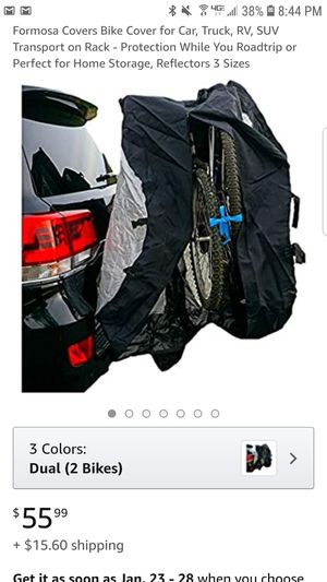 Dual bike cover for Sale in Hoover, AL