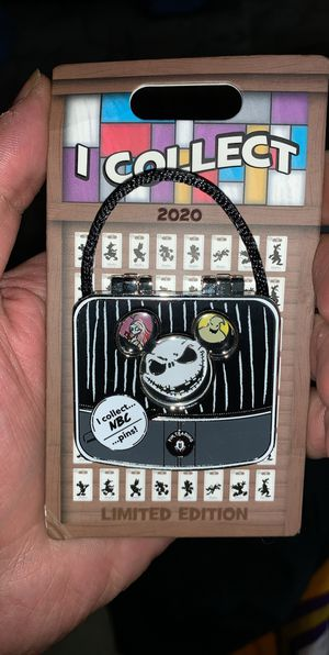 Disney The Nightmare Before Christmas Pin Limited Edition for Sale in Warren, MI