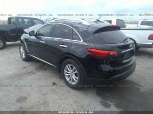2011 Infiniti fx35 parts for Sale in Dallas, TX