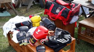 Kickboxing and martial arts equipment for Sale in San Leon, TX