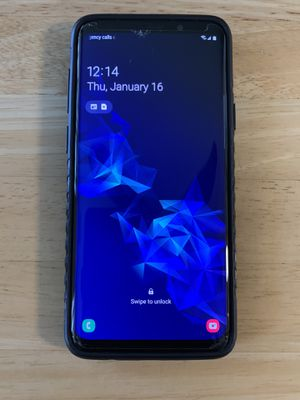 Samsung Galaxy S9+ Plus (Blue) Unlocked for Sale in Silver Spring, MD