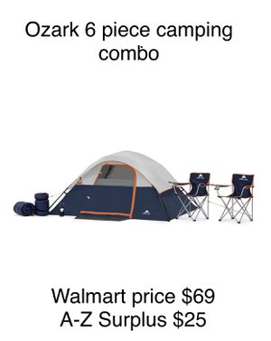 Camping combo for Sale in Durham, NC