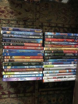 Kids dvd movies for Sale in Lakeland, FL
