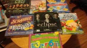Huge Variety of Kids Puzzles and Games Brand new sealed for Sale in Pittsburgh, PA