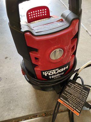 ELECTRIC PRESSURE WASHER 1600 PSI 1.2 GPM for Sale in Modesto, CA