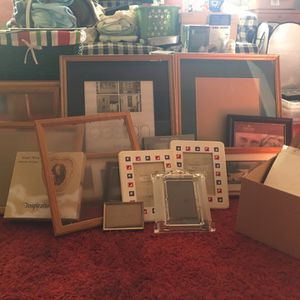 Box of Frames for Sale in Southington, CT