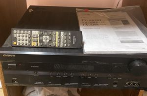 Onkyo 7.1 Channel HDMI AV Receiver for Sale in St. Louis, MO
