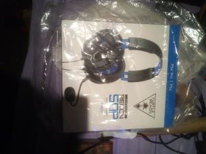 Ps4 headset for Sale in Parlier, CA