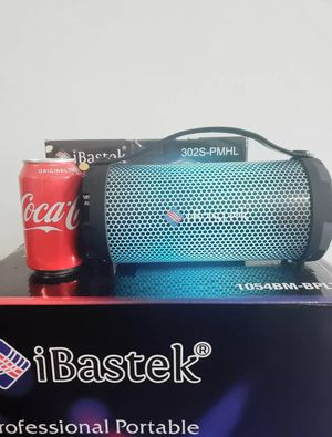 Bocina Nueva Bluetooth On SPECIAL VERY LOUD 🔊🔊🔊 !!! Bluetooth Speaker With LED LIGHTS !!!Rechargeable 🔋 +++ USB/ AUX PORT / MICRO SD / FM RADIO !! for Sale in Houston, TX