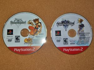 Kingdom Hearts 2 + Chains of Memories for Sale in New York, NY