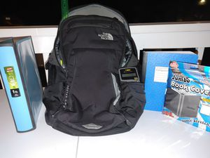 📣💰🤸Cheap!!!North face brand new backpack and Jansport new with supplies included. for Sale in Milford, CT