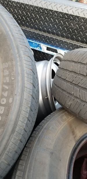 Wheels and tires for Sale in Annandale, VA