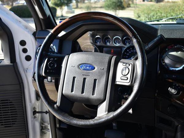 2013 Ford Super Duty F-250 Pickup