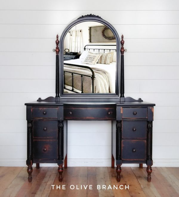 Modern Farmhouse Vanity Dressing Table Desk For Sale In Springfield Mo Offerup