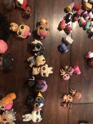 Lol dolls, pets ! for Sale in Washington, DC