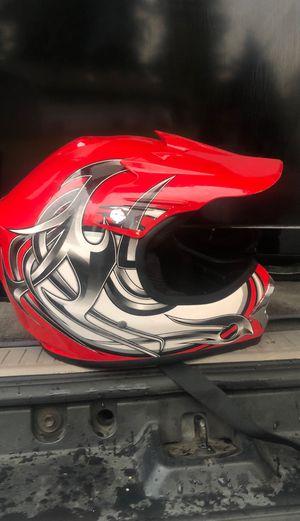 Dirt bike helmet Youth size medium for Sale in Everett, WA