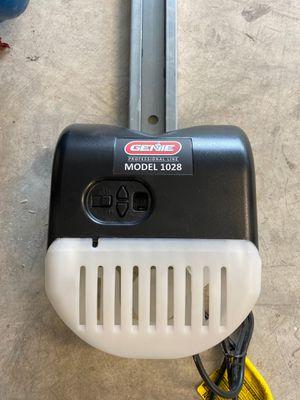 Garage Door Opener-Genie Model 1028 for Sale in Ashburn, VA