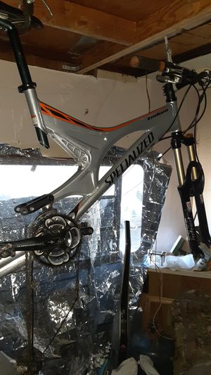 Specialized Full Suspension Enduro Pro(missing rear suspension) for Sale in Oakland, CA