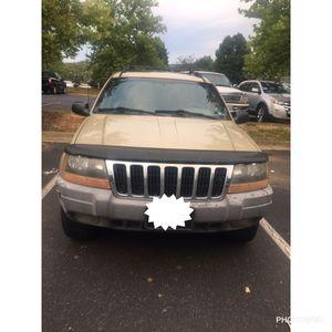 2000 Jeep Grand Cherokee for Sale in Dumfries, VA