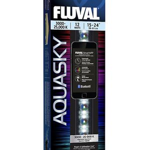 "Fluval AquaSky LED Light 15""-24"" for Sale in Mesa, AZ"
