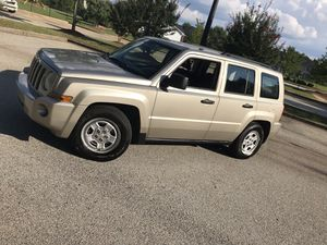 2009 Jeep Patriot for Sale in Hampton, GA