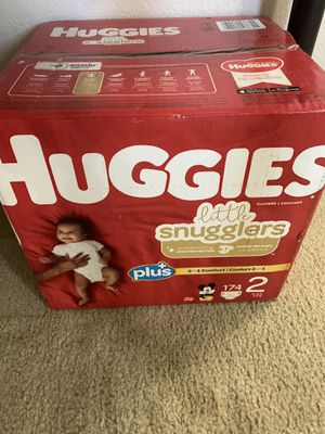 Diaper Size 2 174 count for Sale in San Antonio, TX