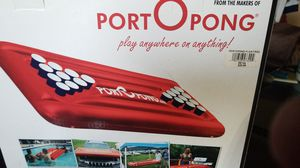 Inflattable beer pong raft for Sale in Pittsburgh, PA
