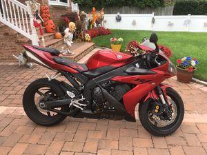 2004 Yamaha R1 1,000cc clean title red and black sport motorcycle bike.suzuki,Kawasaki,Ducati,bmw,Harley Davidson,Honda,bike,cbr,zx10,gsxr for Sale in Seaford, NY