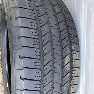 Goodyear p275/55R20 set of four for Sale in Cranston, RI