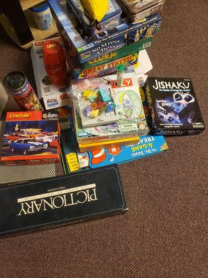 Games and Puzzles for Sale in Simpsonville, SC