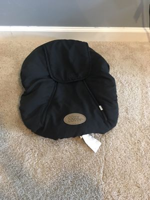 Baby black car seat cover $10 firm!! for Sale in Lexington, NC