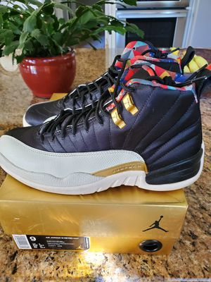 Jordan 12 cny, size 9 for Sale in San Ramon, CA